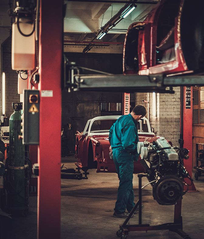 Gold Coast Mechanic Workshop
