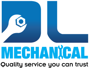 DL Mechanical Retina Logo